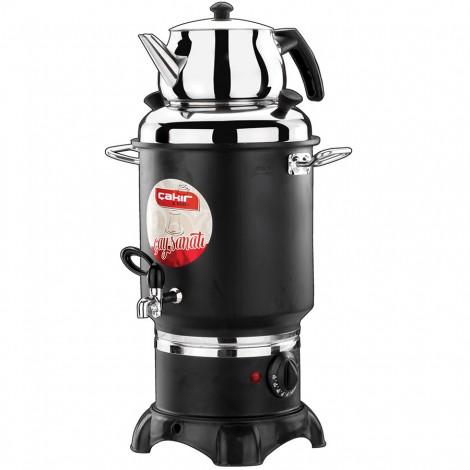 Narin Mutfak Çay Makinesi (Siyah)
