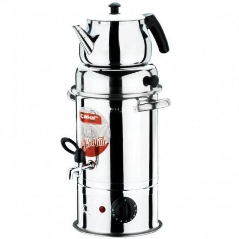 Üstten Demlik Çay Makinesi