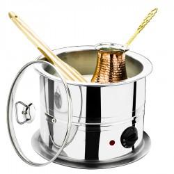 Kumda Kahve Makinesi